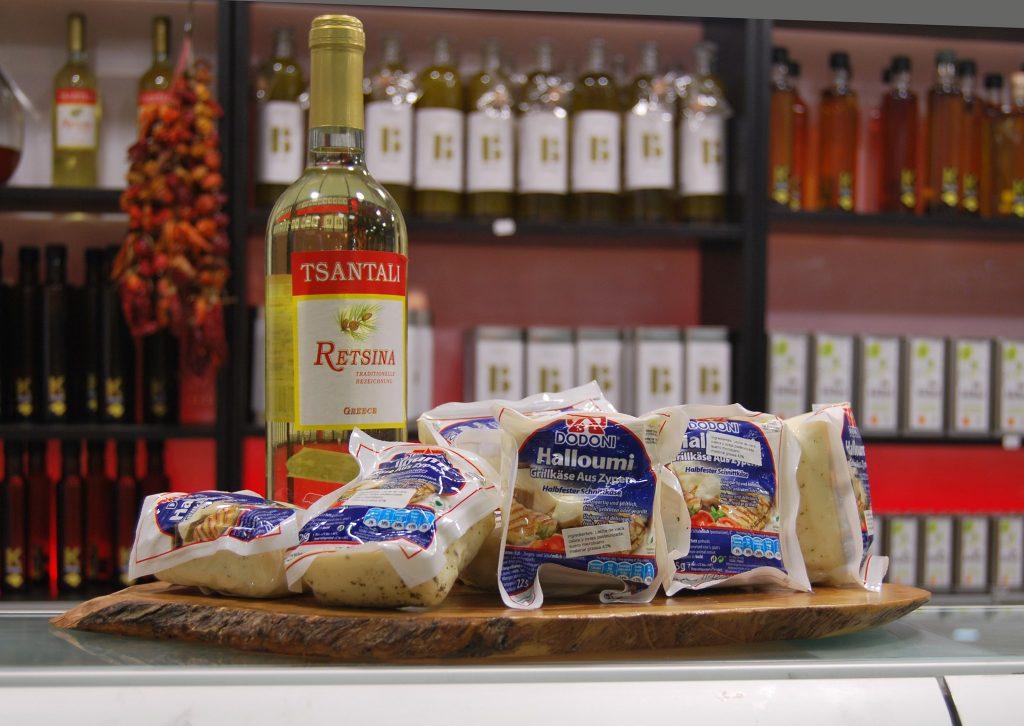 Kiana delicias mediterráneas en el Mercat de l'Olivar